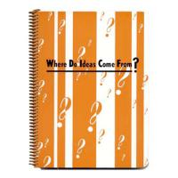 Custom printed spiral writing notebooks Fancy Paper or Kraft Paper  for promotional gifts Manufactures