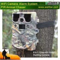 WIFI Camera With MP4 And SD/TF Card Reader, User-friendly Interface,9500 Images On 8 AA Batteries Manufactures