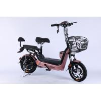 China Smart Mini Mobility Scooter Folding E Bike 14 Inch Wheel 25km / H Use Two Seater on sale