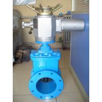 DN40 - DN300 Size, 1.0 and 1.6 MPa DIN Gate Valve for Water, Oil and Gas Manufactures