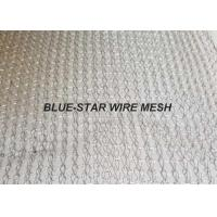 Aluminium Knitted Wire Mesh Wire Dia 0.13 - 0.3mm For EMI & RFI Shielding Manufactures
