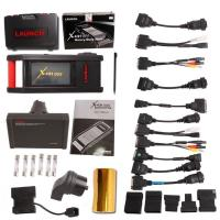 China WiFi Multi-functional Diesel Truck Diagnostic Tool X431 GDS Cover Asia, Europe, and USA Diesel Vehicles on sale