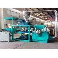 250kg / H Plastic Milling Machine PET600 SKF Shaft With Suction Device Manufactures