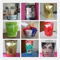 China Ziplock Mylar Food Snack Bag Packaging with 100% Recycle Nice Printing on sale
