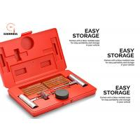 Durable Outdoor Car Accessories Tubeless Tire Repair Kit To Fix Punctures And Plug Flats Manufactures