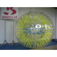 3m ( Outer Dia ) x 2m ( Inner Dia ) CE, UL, SGS Durable PVC or TPU Inflatable Zorb Ball Manufactures