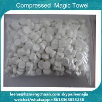 Cheaper price multifunction portable compressed magic towel Manufactures