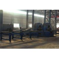 China Multi-Function H Beam Production Line on sale