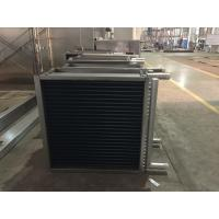 Customized Size Sprial Fin Air Heat Exchanger Machine For Pharmaceutical Industry Manufactures