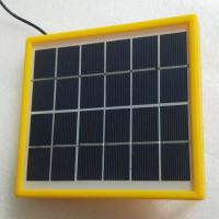 China Photovoltaic Small Foldable Solar Panel PET Laminated Appearance Consistency on sale