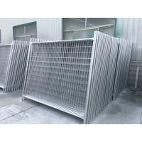 temporary fence panel for construction site / event Manufactures