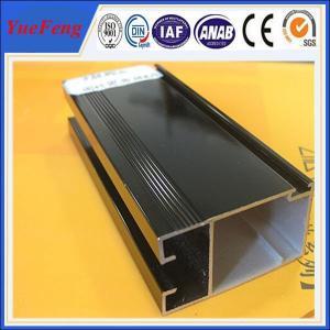 low pirce colour coated aluminium extrusion,Top aluminium profile powder coating plant Manufactures