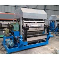 China Hot sale Egypt eco-friendly egg tray making machine eggbox machine Machinery paper recycling with price on sale