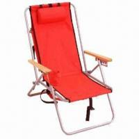 China Folding Lounge Chair with Four-position Recline on sale
