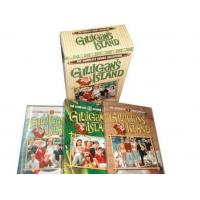 DVD Movie Box Sets Gilligan's Island the Complete series 17DVD DTS Cover Manufactures