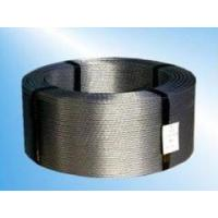 China heavy zinc coated steel strand with Class B coating on sale
