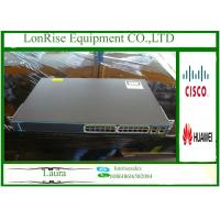 WS-C2960-24PC-L  Cisco Catalyst 24 Ports Rack Mountable Switch Managed netwoking Manufactures