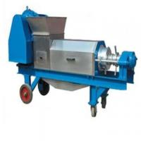 High efficiency cold press juice machine/cold juice press machine industrial hydraulic press machine Manufactures