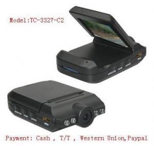 Car Security DVR Camera TC-3327C-2 Manufactures