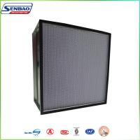 Ventilation System Air Conditioning Air Filter for Food Industry Clean Workshop Manufactures