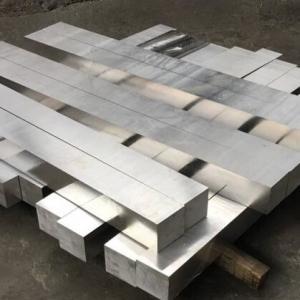 Casting Magnesium Round Bar , Magnesium Alloy Rod Metallic SGS Certificated Manufactures