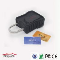 High Security GPS Tracking Padlock ,  Explosionproof Remote Padlock Anti - Theft Manufactures