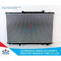 Plastic Water Tank Toyota Aluminium Car Radiators For CAMRY 92 - 96 SXV10 Manufactures