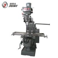 China NT40 Horizontal Turret Milling Machine Knee Milling 5VB And 1470*305*90mm Table Size on sale