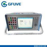 Six Phase Universal protection Relay Test set Manufactures