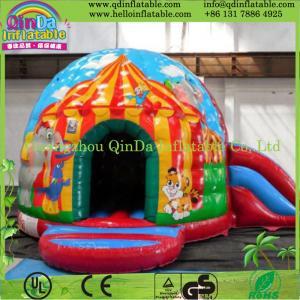 Newest Design Inflatable Jumper Castle Bouncer for Children Park Manufactures
