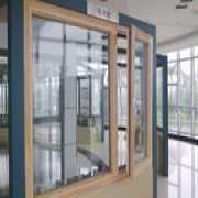 Aluminum-wood windows Manufactures