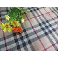 China polyester yarn-dyed plaid on sale
