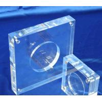 Acrylic Coin Capsule Display Commemorative Coin Holder Customized Manufactures