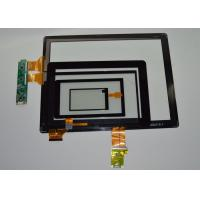 Interactive Multi Touch Large Format Touch Screen / Projected Capacitive Touch Panel Manufactures