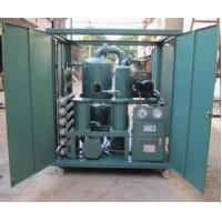 Oil filtration transformer,insulating oil automation filtration equipment Manufactures