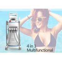 IPL SHR Diode Laser Treatment Machine Ice Cooling Salon Laser Hair Removal System Manufactures