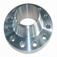 Weld Neck Stainless Forged Flange, 1/2 to 56 Inches (DN15 to DN1, 400mm)