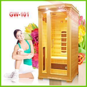 Infrared sauna room gw-101 Manufactures