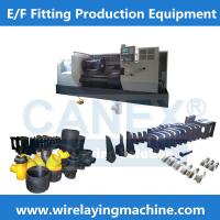 pe fused pipe fitting mould-electrofusion fitting winding machine Manufactures