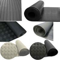 Safty and durable latex rubber sheet with multiple functions for industrial use Manufactures