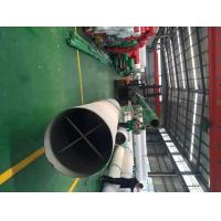 Duplex Steel UNS S32760 Astm A928 Pipe , Austenitic Stainless Steel Welded Pipe Manufactures