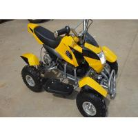 China Youth Electric Atv With 12V / 12Ah X 3PCS Lead - Acid , 500w Four Wheelers For Kids on sale