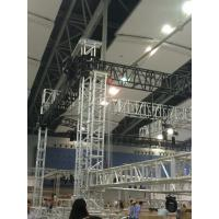 Outdoor Fashion Circular Lighting Truss For Music Radio Show Event Manufactures