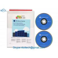 Retail 64 Bit Genuine Windows Server 2016 Standard Engilish Online Activation Manufactures