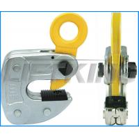 China horizontal metal plate lift clamps for industry on sale