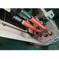 Jumbo Roll Tape Cutting Machine Two Rollers Cutting Machine Width 1310mm Manufactures