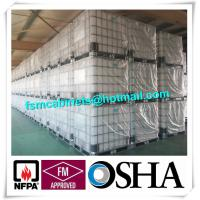Acid liquid storage container type Flammable Drum Cabinet 1000L IBC tank, HDPE IBC Tank with Metal Pallet Manufactures