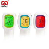 Factory Stock! Fever Detect Indicator Gaoge Temperature Gun Non-Contact Digital Medical Infrared Thermometers Manufactures