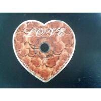 Heart Shape CD DVD Replication Manufactures