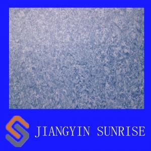 Abrasion Resistant PVC Plastic Marble Effect Vinyl Floor Tiles For Hospital Manufactures